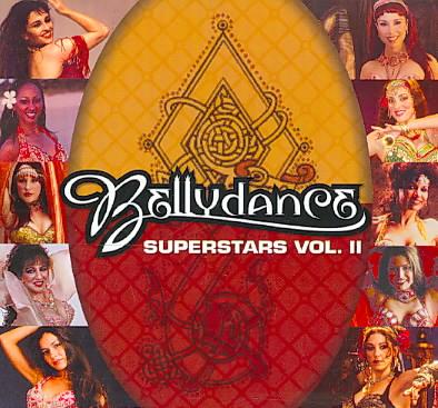 BELLYDANCE SUPERSTARS II (CD)